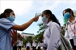 Campuchia đóng cửa trường học trên cả nước
