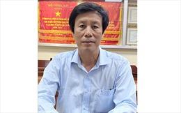 Cần Thơ phân công người phụ trách Sở Y tế thay Giám đốc Sở bị khởi tố