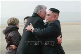 Báo Triều Tiên nhấn mạnh quan hệ gần gũi với Cuba