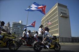 Tuần hành ở Cuba kêu gọi Mỹ dỡ bỏ lệnh cấm vận
