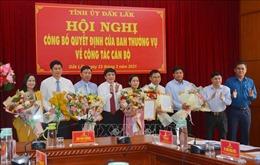 Đắk Lắk có Phó Chủ tịch HĐND tỉnh mới