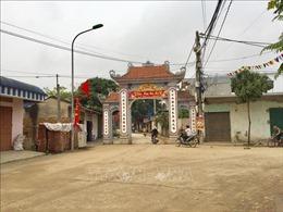 Xã Đồng Tâm đã ổn định và đang trên đà phát triển