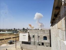 Liên quân Arab phá hủy cơ sở lắp ráp tên lửa của Houthi ở Yemen