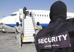 Iran chặn đứng một vụ không tặc