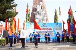 Tuổi trẻ Kon Tum triển khai nhiều công trình, phần việc thiết thực