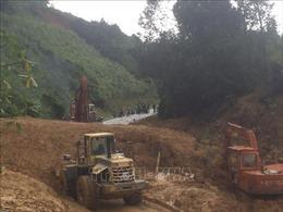 Hoàn thành giải phóng mặt bằng dự án mở rộng Quốc lộ 40B trước 30/4