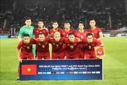 Việt Nam sẽ tham dự Vòng loại FIFA World Cup 2022 khu vực châu Á tại UAE