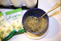 Ấn Độ mở cửa thị trường cho sản phẩm trà Yerba Mate của Argentina