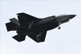 Mỹ xúc tiến thương vụ bán máy bay chiến đấu F-35 cho UAE