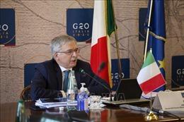 G20 nhất trí tiếp tục giãn nợ cho các nước nghèo nhất