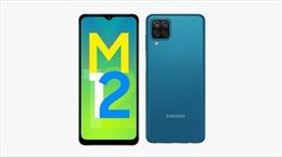 Samsung tung ra mẫu điện thoại thông minh giá rẻ Galaxy M12