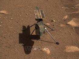 NASA lùi thời điểm tiến hành chuyến bay của trực thăng Ingenuity trên Sao Hỏa