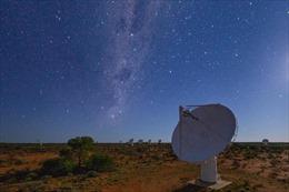 Australia đầu tư xây dựng kính thiên văn vô tuyến lớn nhất thế giới