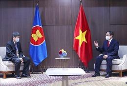 Thắt chặt và củng cố đoàn kết, tương trợ với các quốc gia ASEAN