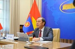 Bảo đảm vai trò trung tâm cũng như tổng thể quan hệ đối ngoại của ASEAN