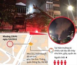 Những điều cần biết để không xảy ra cháy nổ gây chết người