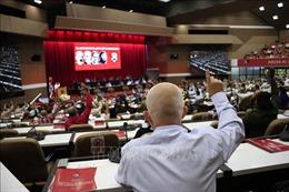 Thông qua 5 văn kiện tại Đại hội lần thứ VIII Đảng Cộng sản Cuba