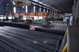 Nguyên liệu sản xuất tăng mạnh, doanh nghiệp thép gặp khó