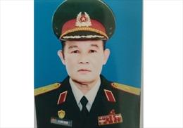 Tin buồn: Thiếu tướng Lê  Hoài Thanh từ trần