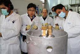 Thanh sát viên IAEA tới nhà máy hạt nhân Natanz của Iran