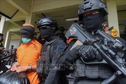 Một nghi can khủng bố ở Indonesia ra đầu thú