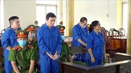 Tuyên án tử hình 2 đối tượng trong đường dây mua bán ma túy xuyên quốc gia