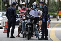Malaysia triệt phá băng nhóm làm giả giấy phép nhập cảnh và làm việc