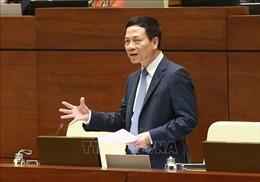 Lời hứa nghị trường và hành động của thành viên Chính phủ - Bài 3: Chuyển đổi số để Việt Nam bứt phá