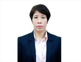 Công bố quyết định bổ nhiệm nữ Thứ trưởng Bộ Kế hoạch và Đầu tư