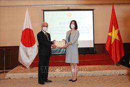 Nhiều tổ chức, cá nhân Nhật Bản hỗ trợ cộng đồng người Việt trong dịch COVID-19