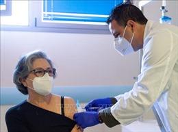 EU sẽ có đủ vaccine để tiêm cho đa số người dân vào cuối tháng 6