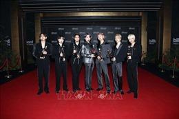 BTS thắng tuyệt đối tại lễ trao giải thưởng âm nhạc Billboard 2021