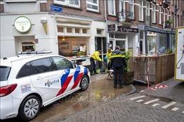 Tấn công bằng dao ở Amsterdam làm ít nhất 1 người tử vong, 4 người bị thương