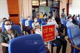 Bà Rịa-Vũng Tàu tổ chức vận động bầu cử cả trực tiếp và trực tuyến