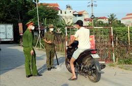 Khởi tố đối tượng chống đối tại chốt kiểm soát dịch ở Bắc Ninh