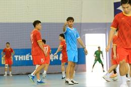 Chốt danh sách Đội tuyển Futsal sang UAE đá play-off tranh vé dự World Cup 2021