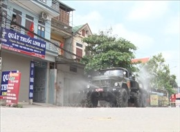 Khẩn cấp phong tỏa và giãn cách xã Cẩm Xá ở tỉnh Hưng Yên