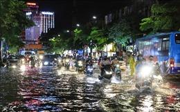 Chiều tối và đêm 16/5, các khu vực đều có mưa và dông, đề phòng thời tiết nguy hiểm