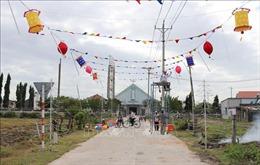 Ninh Thuận: Huyện Ninh Hải đạt chuẩn nông thôn mới