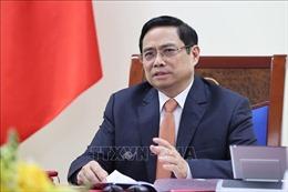 Thủ tướng Phạm Minh Chính sẽ tham dự Hội nghị quốc tế về 'Tương lai châu Á' lần thứ 26 theo hình thức trực tuyến