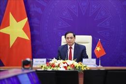 Việt Nam đề xuất 5 phương châm và 6 nội dung hợp tác xây dựng châu Á hậu COVID-19