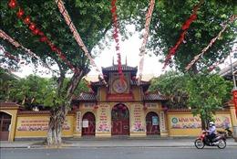 Tổ chức Đại lễ Phật đản với quy mô dưới 10 người tham gia