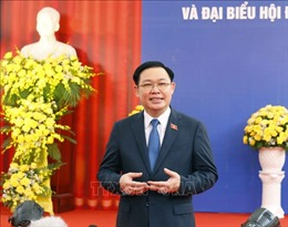 Chủ tịch Quốc hội Vương Đình Huệ: Qua cuộc bầu cử càng thấy được sức mạnh của nhân dân