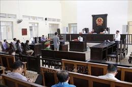 Từ ngày 12 - 31/5, tạm dừng xét xử tại các đơn vị hành chính thực hiện cách ly xã hội
