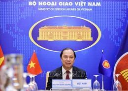 Hội nghị Quan chức cao cấp các nước tham gia Hội nghị cấp cao Đông Á