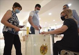 Armenia tổ chức bầu cử quốc hội sớm
