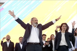 Bầu cử Quốc hội Armenia: Thủ tướng Nikol Pashinyan tuyên bố giành chiến thắng