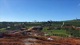 Lâm Đồng: Đình chỉ công tác nhiều cán bộ có dấu hiệu buông lỏng quản lý đất đai