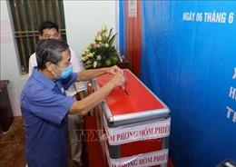 Cử tri xã Tráng Việt đi bầu cử lại sau sự cố gian lận phiếu bầu