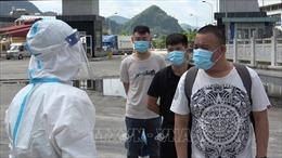 Trao trả công dân Trung Quốc nhập cảnh trái phép vào Việt Nam